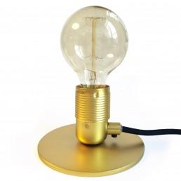 frm-FR-2700 Frama E27 tafellamp messing