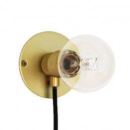 frm-FR2110 Frama E27 wandlamp messing