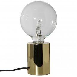 fra-2086-5105011 Frandsen Bristol tafellamp glossy brass