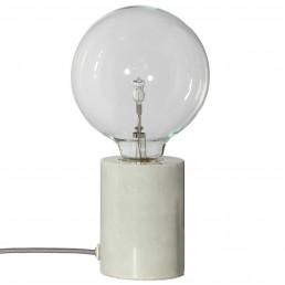 fra-2086-29016011 Frandsen Bristol tafellamp wit marmer