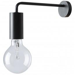 fra-4043-6501101 Frandsen Cool wandlamp zwart