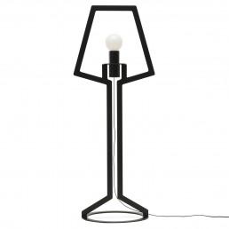 ngi-GC-OLF03BK Gispen Outline vloerlamp