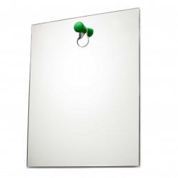 goo-nk-1002 Goods Knobble spiegel small groen