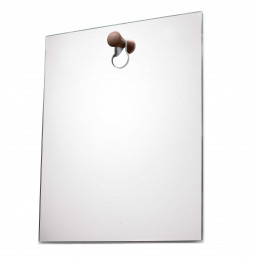 goo-nk-1003 Goods Knobble spiegel small bruin