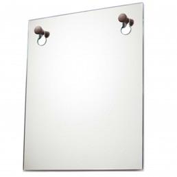 goo-nk-1103 Goods Knobble spiegel large bruin