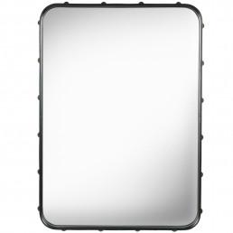 gub-61550-01 Gubi Adnet Rectangulaire spiegel S zwart