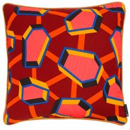 hay-printed-cushion-kussen-full-large Hay Printed Cushion Full Kussen Large 50x50 (Multi)