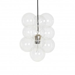 hou-diy01 House Doctor DIY Hanglamp (Transparant)