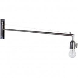 hou-factory-swing-cb0206-wandlamp House Doctor Factory Swing Wandlamp (Antraciet)