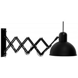 its-ABERDEEN-W-B It's about Romi Aberdeen wandlamp zwart