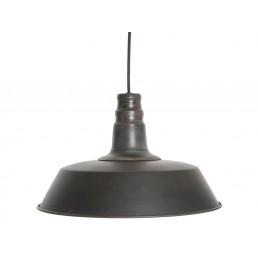 Leitmotiv LM1307 Rustic retro iron zwart hanglamp
