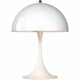 lou-5744165219 Louis Poulsen Panthella Mini tafellamp LED wit