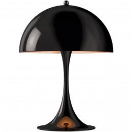 lou-5744165222 Louis Poulsen Panthella Mini tafellamp LED zwart
