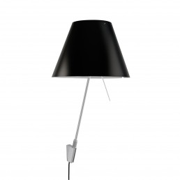 luc-bun-1D13ANP00020 Luceplan Costanzina wandlamp aluminium