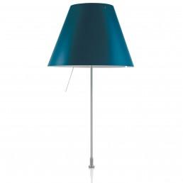 luc-bun-1D13PNP00020 Luceplan Costanzina tafellamp met schroefbevestiging aluminium