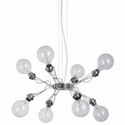 lum-385-01-zwt Lumina Matrix Otto hanglamp zwart