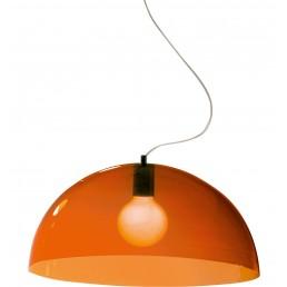 mrt-2033-45-c-ar Martinelli Luce Bubbles 45 hanglamp oranje