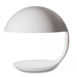 mrt-629 Martinelli Luce Cobra tafellamp wit