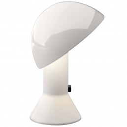 mrt-685-BI Martinelli Luce Elmetto tafellamp Wit