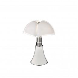 mrt-620-J-T-BI Martinelli Luce Mini Pipistrello tafellamp LED met touchbediening wit