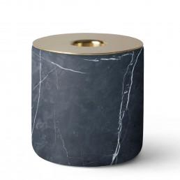 men-5615059 Menu Chunk of Black Marble kaarsenstandaard