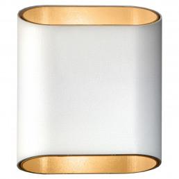 mod-12592009 Modular Trapz wandlamp wit