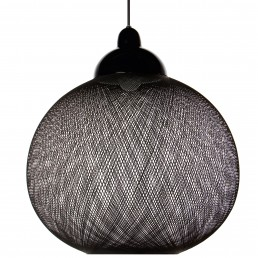moo-molnra48--B-zwt Moooi Non Random hanglamp medium zwart