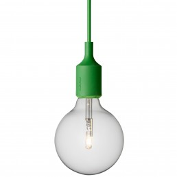 muu-5163-grn Muuto E27 hanglamp green