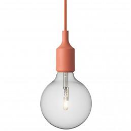 muu-5174 Muuto E27 hanglamp terracotta