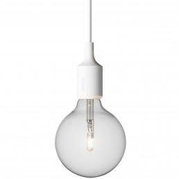 muu-5162-wit Muuto E27 hanglamp wit