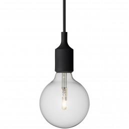 muu-5168-zwt Muuto E27 hanglamp zwart