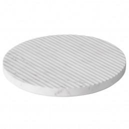muu-17072 Muuto Groove Trivet onderzetter large wit