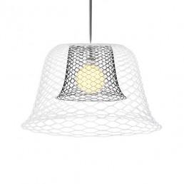 ngi-GC-SL01WIBK Gispen Slingerlamp hanglamp wit en zwart
