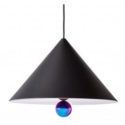 pet-L0540202 Petite Friture Cherry hanglamp large zwart