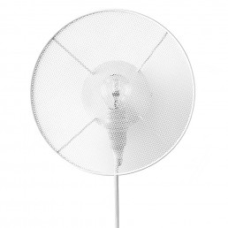 pet-L0400501 Petite Friture Grillo wandlamp small met snoer wit