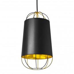 pet-L0420102 Petite Friture Lanterna hanglamp small zwart
