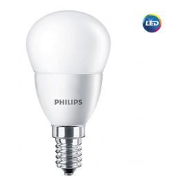 CorePro LED luster ND 5.5-40W 827 E14 P45 FR