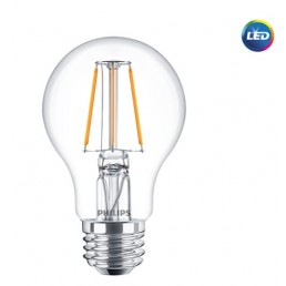 Classic filament led lamp E27 4W (40W) niet dimbaar