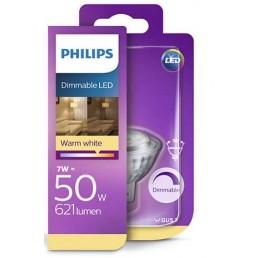 MR16 led Philips 7W(50W) GU5.3 12 volt