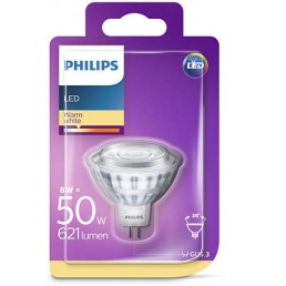 MR16 led Philips 8W(50W) GU5.3 12 volt