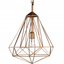 pol-300-450-023-kop Pols Potten Diamond hanglamp medium koper