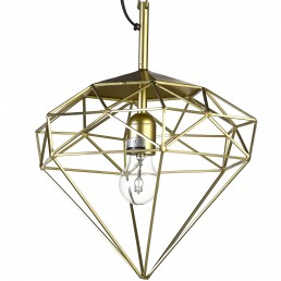 pol-300-450-025-mes Pols Potten Diamond hanglamp small messing