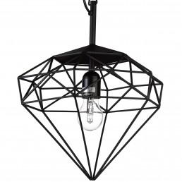 pol-300-450-019-zwt Pols Potten Diamond hanglamp small zwart