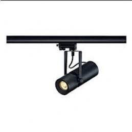 SLV 153480 Euro Spot MR16 zwart 3-fase railverlichting