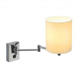 Beschadigde verpakking SLV 155620 Soprana  wandlamp wit