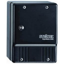 Steinel Nightmatic 3000 zwart vario 550516
