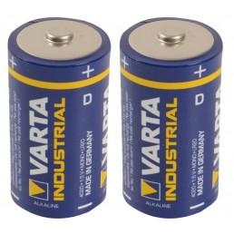 2 stuks batterijen D DS10 Varta 4008496927517