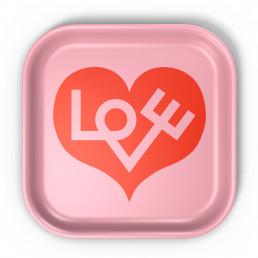 vit-215-088-52 Vitra Classic Tray Love Heart dienblad small