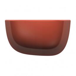 vit-21506004 Vitra Corniches wandplank oranje small