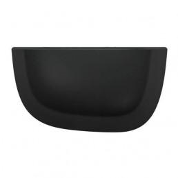 vit-21506002-zwt-s Vitra Corniches wandplank zwart small